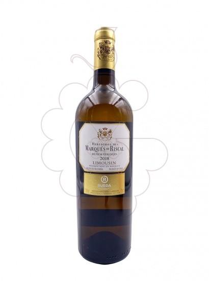 Foto Marques de Riscal Limousin vi blanc