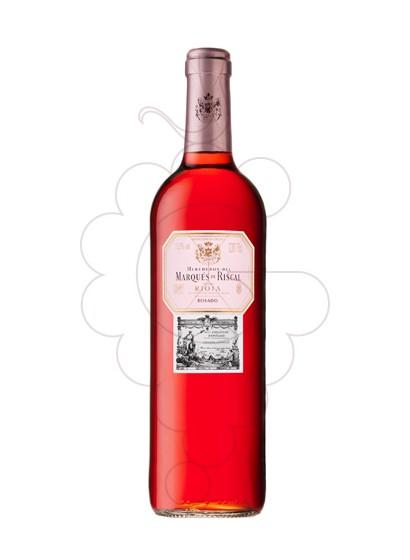 Foto Marques de Riscal Rosat vi rosat