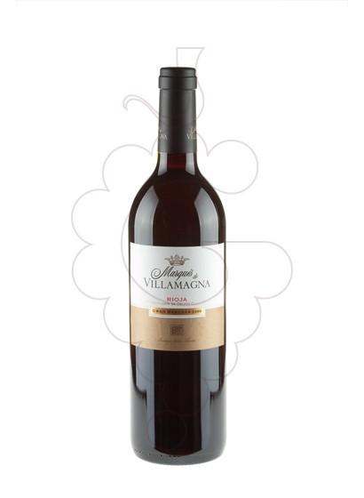Foto Marques de Villamagna Gran Reserva vi negre