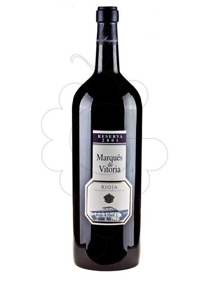 Foto Marques de Vitoria Reserva Réhoboam vi negre