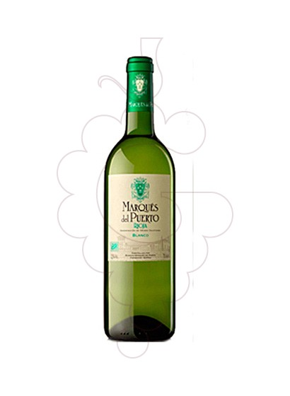 Foto Marques del Puerto Blanc vi blanc