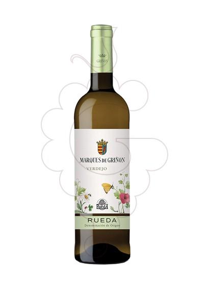 Foto Marqués de Griñón Verdejo Magnum vi blanc