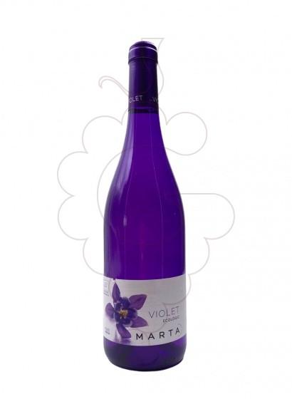 Foto Marta Violet vi blanc