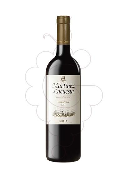 Foto Martinez Lacuesta Crianza vi negre