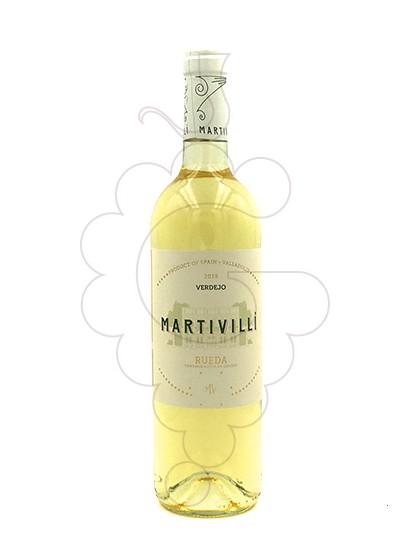Foto Martivilli Blanc Verdejo vi blanc