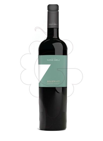 Foto Mas Geli Solista Nº7 Subirat Parent vi blanc