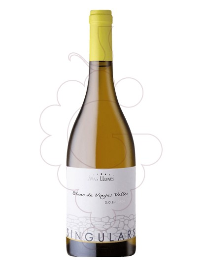 Foto Mas Llunes Singulars Carinyena Blanca vi blanc