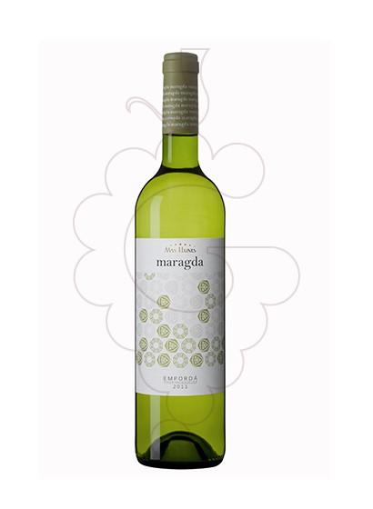 Foto Mas Llunes Maragda Blanc vi blanc