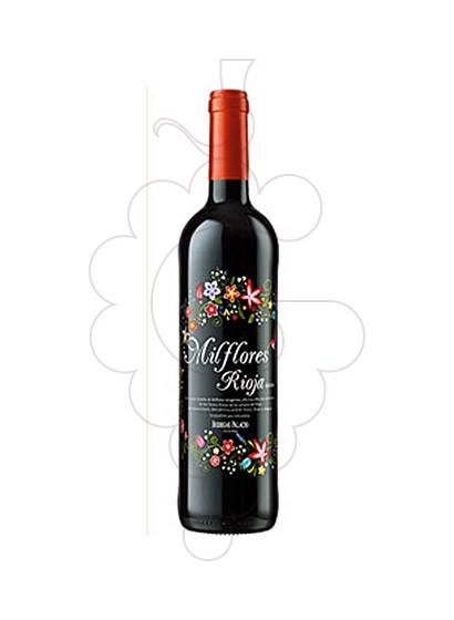 Foto Mil Flores Negre vi negre