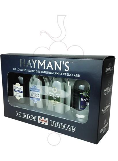 Foto Caixes regal Minipack Hayman's 4 u