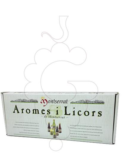 Foto Caixes regal Minipack Licors Montserrat 6 u