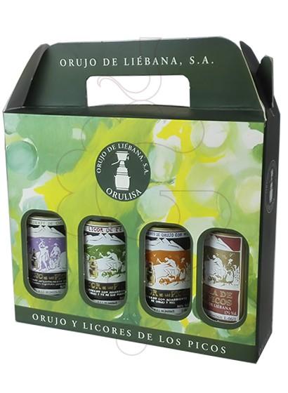 Foto Caixes regal Minipack Los Picos 4 u