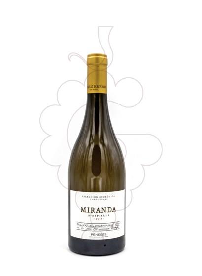 Foto Miranda d'Espiells vi blanc