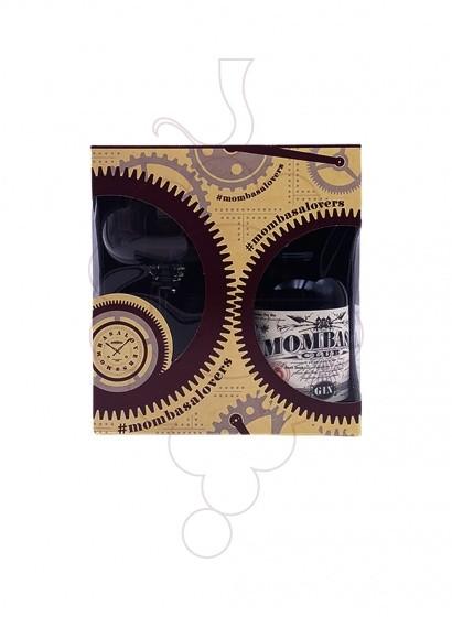 Foto Caixes regal Mombasa Club Pack (1 u + copa)