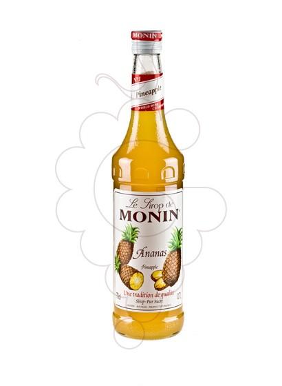 Foto Xarops Monin Ananas (s/alcohol)