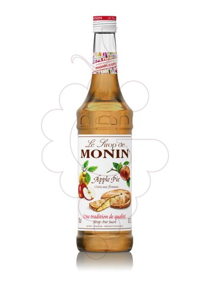 Foto Xarops Monin Apple Pie (s/alcohol)