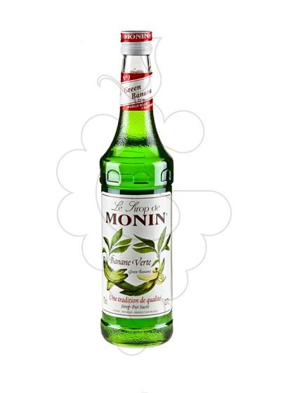 Foto Xarops Monin Banane Verte (s/alcohol)