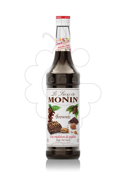 Foto Xarops Monin Brownie (s/alcohol)