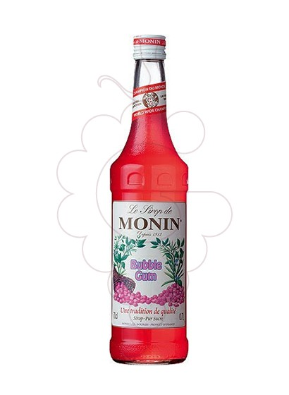 Foto Xarops Monin Bubble Gum (s/alcohol)