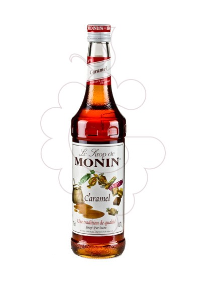 Foto Xarops Monin Caramel (s/alcohol)