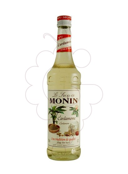 Foto Xarops Monin Cardamome (s/alcohol)