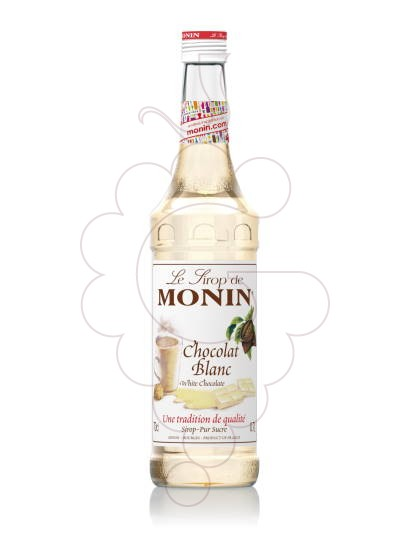 Foto Xarops Monin Chocolat Blanc (s/alcohol)