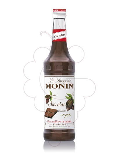 Foto Xarops Monin Chocolat (s/alcohol)