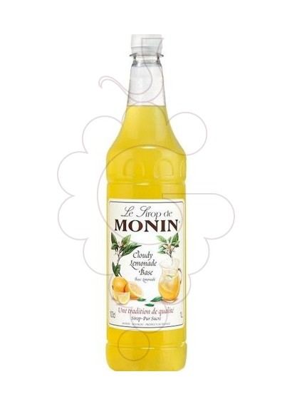 Foto Xarops Monin Cloudy Lemonade Base (s/alcohol)