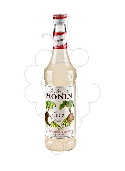 Foto Xarops Monin Coco (s/alcohol)