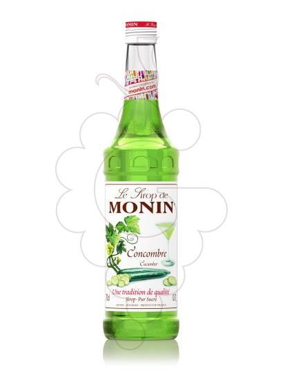 Foto Xarops Monin Concombre (s/alcohol)