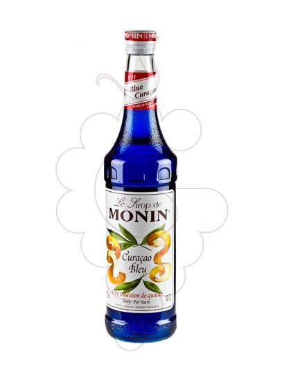 Foto Xarops Monin Curacao Bleu (s/alcohol)