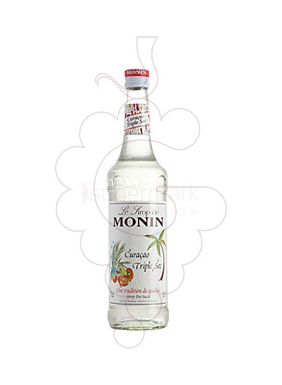 Foto Xarops Monin Curaçao Triple Sec (s/alcohol)