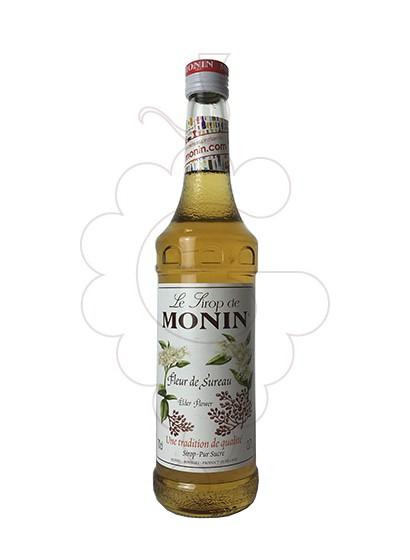 Foto Xarops Monin Fleur de Sureau (s/alcohol)