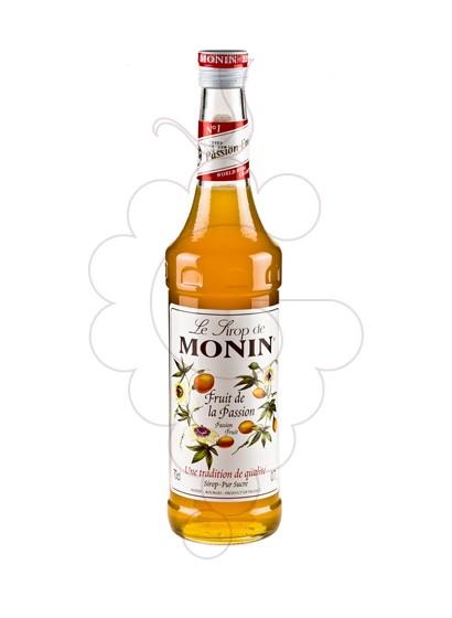 Foto Xarops Monin Fruit de la Passion (s/alcohol)
