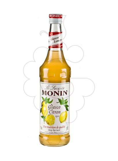 Foto Xarops Monin Glasco Citron (s/alcohol)