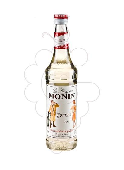 Foto Xarops Monin Gomme Gum (s/alcohol)