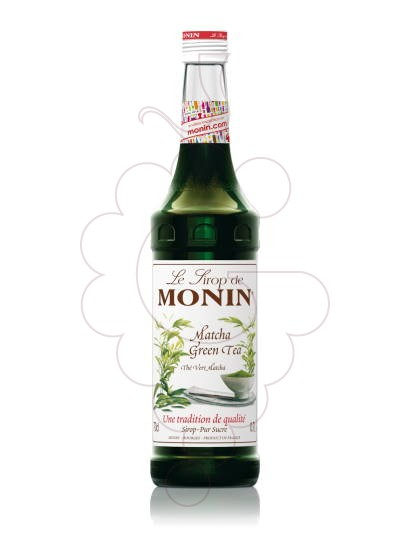 Foto Xarops Monin Green Tea (s/alcohol)