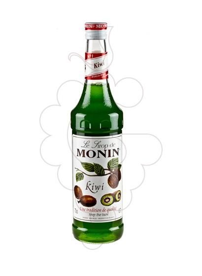 Foto Xarops Monin Kiwi (s/alcohol)