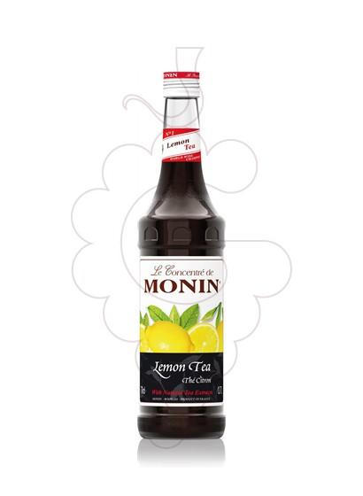 Foto Xarops Monin Lemon Tea (s/alcohol)