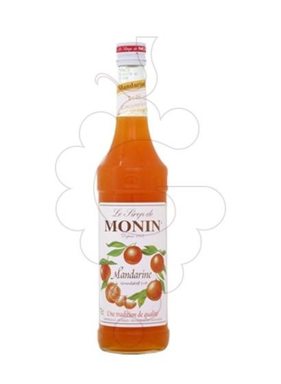 Foto Xarops Monin Mandarine (s/alcohol)