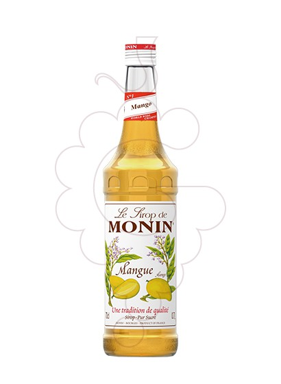 Foto Xarops Monin Mangue (s/alcohol)