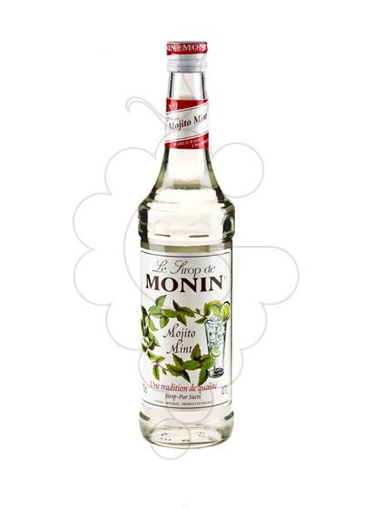 Foto Xarops Monin Mojito (s/alcohol)