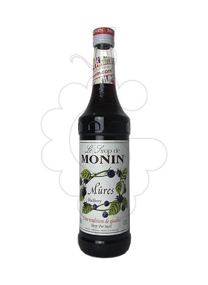 Foto Xarops Monin Mures (s/alcohol)
