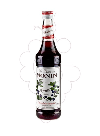 Foto Xarops Monin Myrtille (s/alcohol)