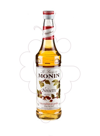 Foto Xarops Monin Noisette (s/alcohol)