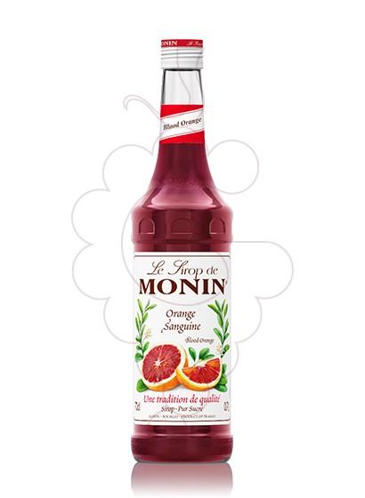 Foto Xarops Monin Orange Sanguine (s/alcohol)