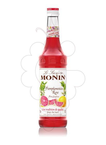 Foto Xarops Monin Pamplemousse Rose (s/alcohol)
