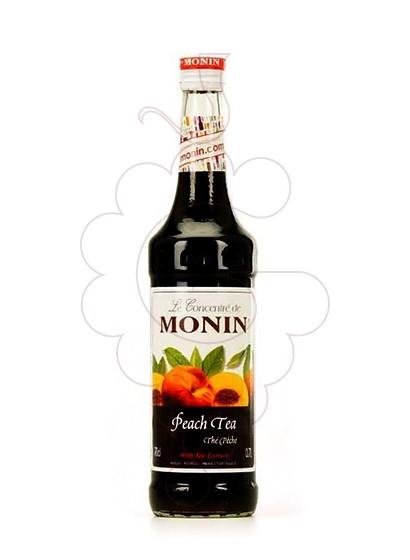 Foto Xarops Monin Peach Tea (s/alcohol)