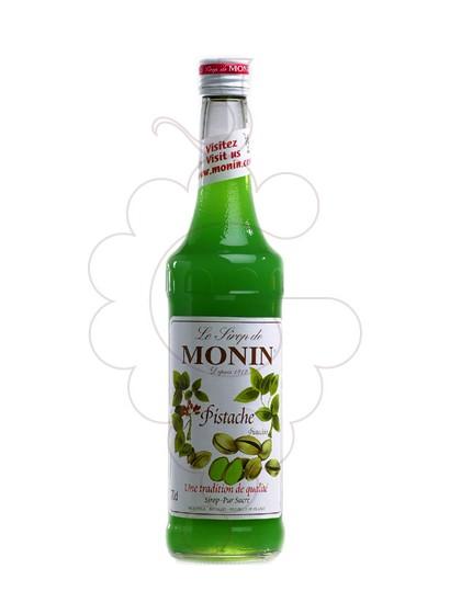 Foto Xarops Monin Pistache (s/alcohol)