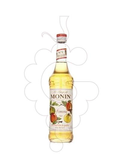 Foto Xarops Monin Pomme (s/alcohol)